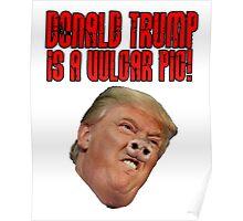 Trump Carnitas Poster