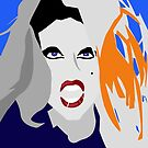 Born This Way Not Concert Lady Gaga by sastrod8