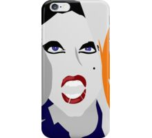 Born This Way Not Concert Lady Gaga iPhone Case/Skin