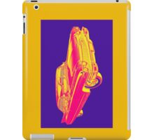 1960 Cadillac Luxury Car Pop Image iPad Case/Skin