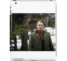 Dr. Hannibal Lecter iPad Case/Skin