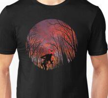 Demogorgon in the Woods Unisex T-Shirt