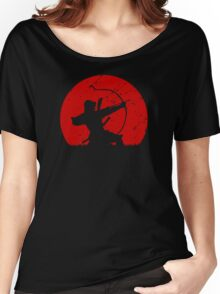 Oni Under Fire Women's Relaxed Fit T-Shirt