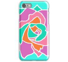 Pop Art Rose iPhone Case/Skin