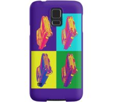 Colorful 1960 Cadillac Luxury Car Pop Art Samsung Galaxy Case/Skin