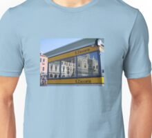 Water taxi in Venice Unisex T-Shirt
