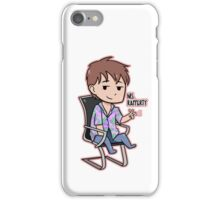 SNL - Ms. Rafferty iPhone Case/Skin