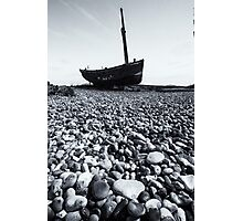 Beached - Dungeness Photographic Print