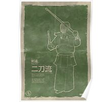 Kendo: Nito-Ryu Poster