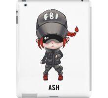 Ash Chibi iPad Case/Skin