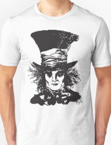 As Mad as a Hatter Unisex T-Shirt