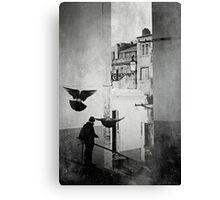 The Messengers Canvas Print