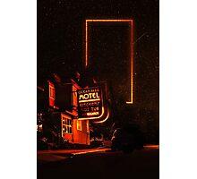Motel Dreams Photographic Print