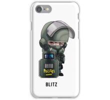Blitz Chibi iPhone Case/Skin