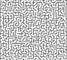 Labyrinthe by Pierre Gaudouin