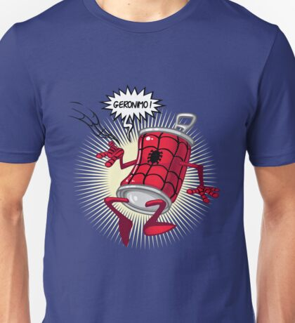 Spider-can Unisex T-Shirt