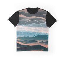 Desert Folds Graphic T-Shirt