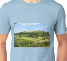 Montepulciano on the Hill Unisex T-Shirt
