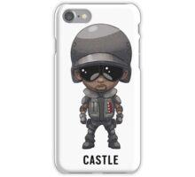 Castle Chibi iPhone Case/Skin