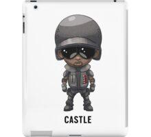 Castle Chibi iPad Case/Skin