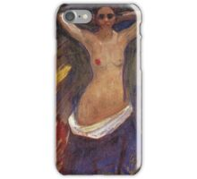 Edvard Munch - The Hands 1893 iPhone Case/Skin