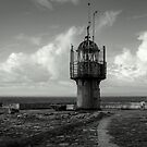 The Lighthouse On The Bay by EvilTwin