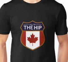 TRAGICALLY HIP SINCE 1984  Unisex T-Shirt