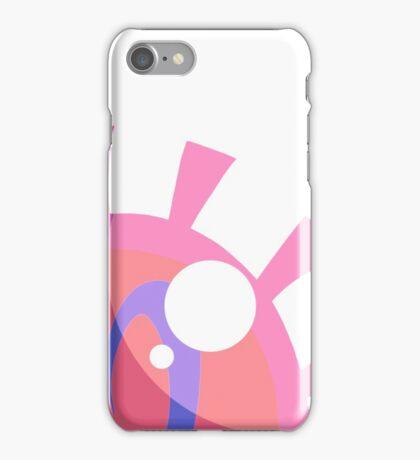 Pink Eye iPhone Case/Skin