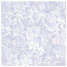 Gardenia Duvet Cover, iPhone Case, Samsung Case, iPad Case, Pillows, Totes by Linda Allan