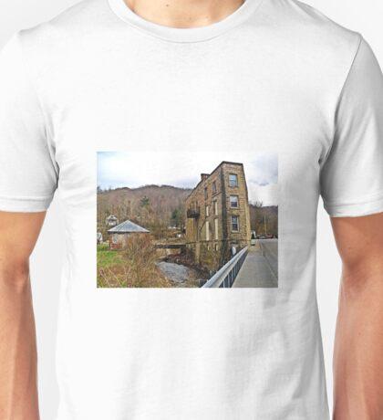 River Curve Unisex T-Shirt