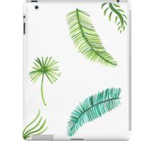 Palmeras - Waterpalms iPad Case/Skin