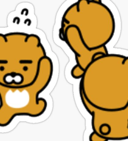 KakaoTalk Friends Hello! Ryan (카카오톡 라이언) 35 Sticker