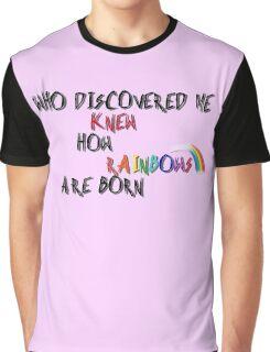 Pink princess talk no. 2 Graphic T-Shirt