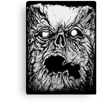 Evil Dead - The Book of the Dead - Necronomicon Canvas Print
