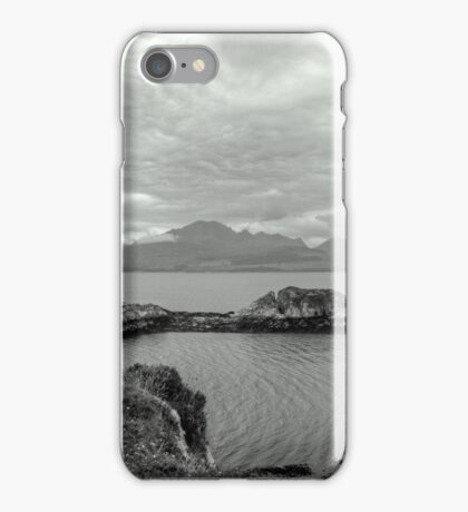 The Island In The Loch iPhone Case/Skin