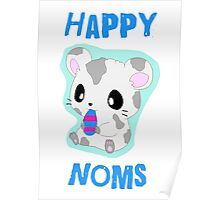Happy Noms Poster