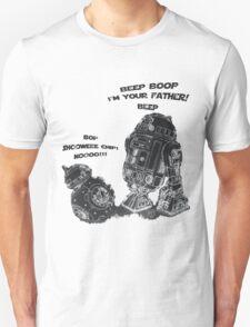 Two Force Droids Episode VII Unisex T-Shirt
