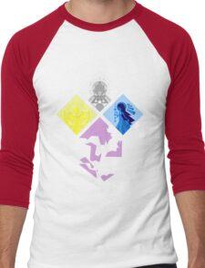 Steven Universe - The Great Diamond Authority Men's Baseball ¾ T-Shirt