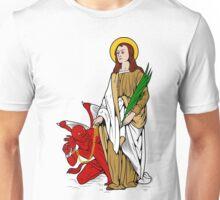 ST JULIANA OF NICOMEDIA Unisex T-Shirt