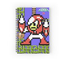 Crash Man Spiral Notebook Spiral Notebook