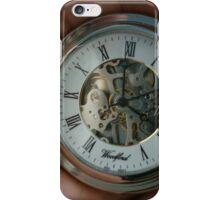 Pocket Watch iPhone Case/Skin