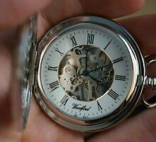 Pocket Watch by MJRobertson