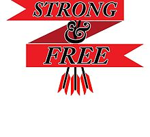 Strong & Free by Adam Excell