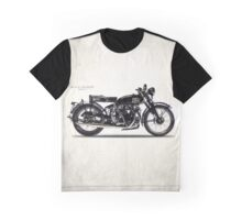 The Black Shadow Graphic T-Shirt
