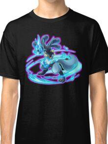 Lucario Aura Classic T-Shirt