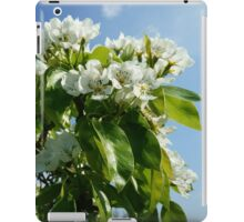 Pear Blossom  iPad Case/Skin