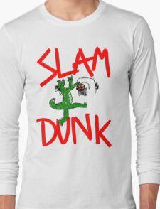 Slam Dunk Crocodile Long Sleeve T-Shirt