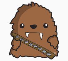 Chewie One Piece - Short Sleeve