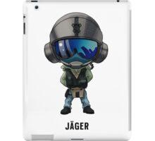 Jäger Chibi iPad Case/Skin