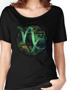 Capricorn Women's Relaxed Fit T-Shirt